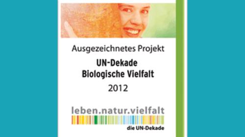 Fräulein Brehms Tierleben UN-Dekade Biologische Vielfalt